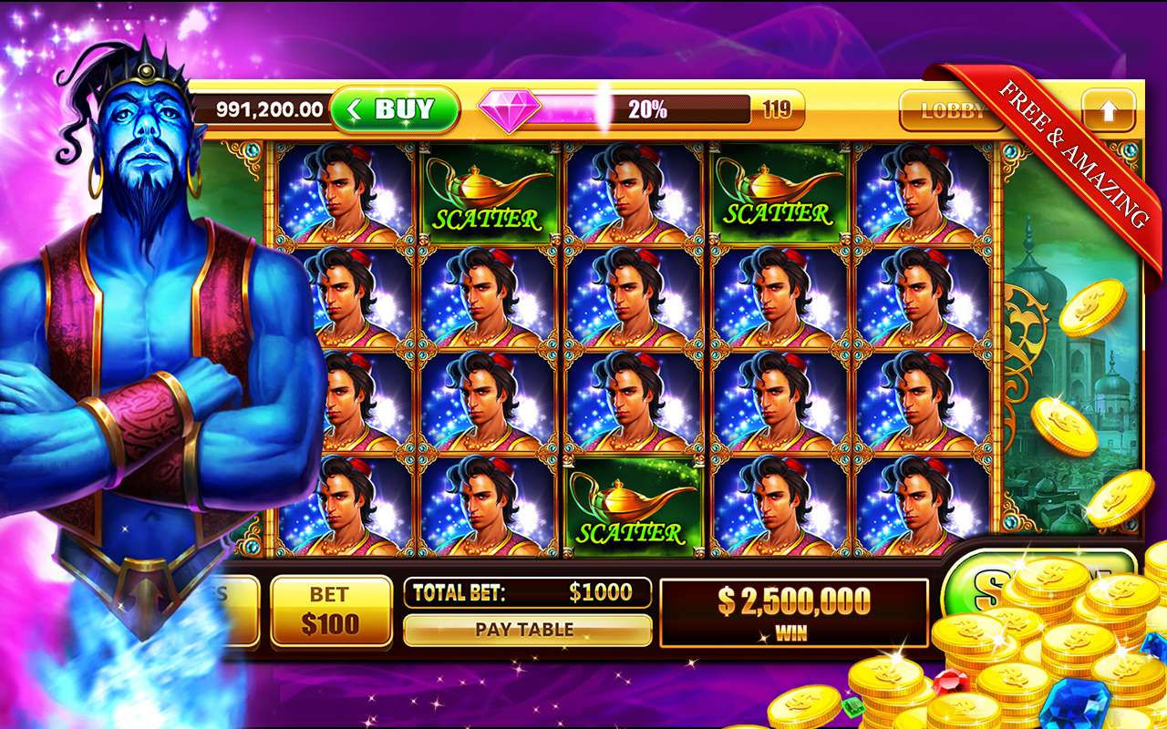 Slot machine – 44439