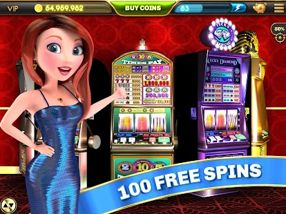 Slot machine – 93689