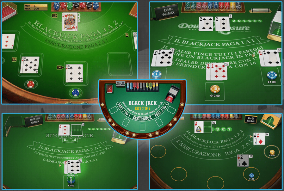 Sequenze BlackJack – 29636