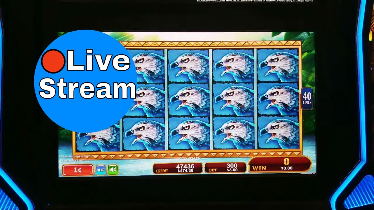 Slots in streaming – 21057